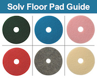 floor scrubber color system decoded