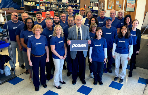 powell group image