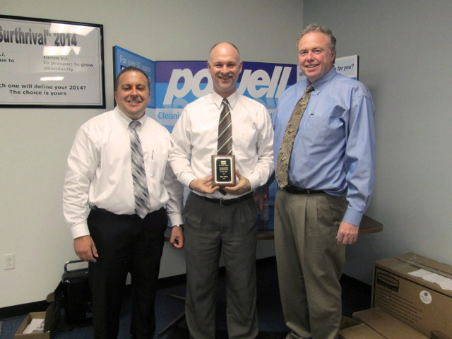 2013 Manufacturer rep of year
