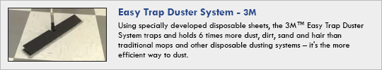 Easy Trap Duster System