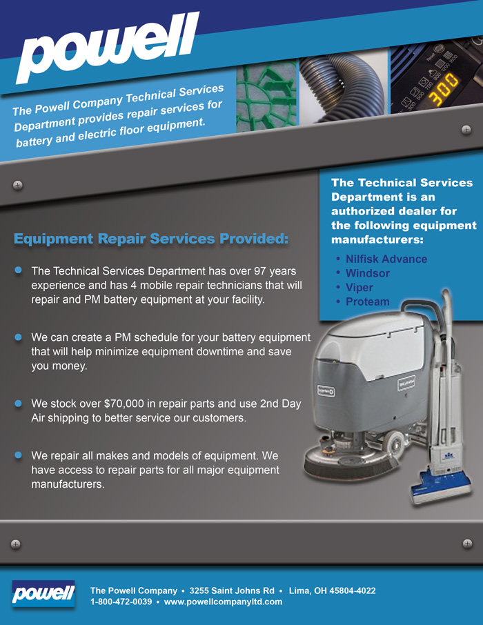 05.25.15 service flyer - product news