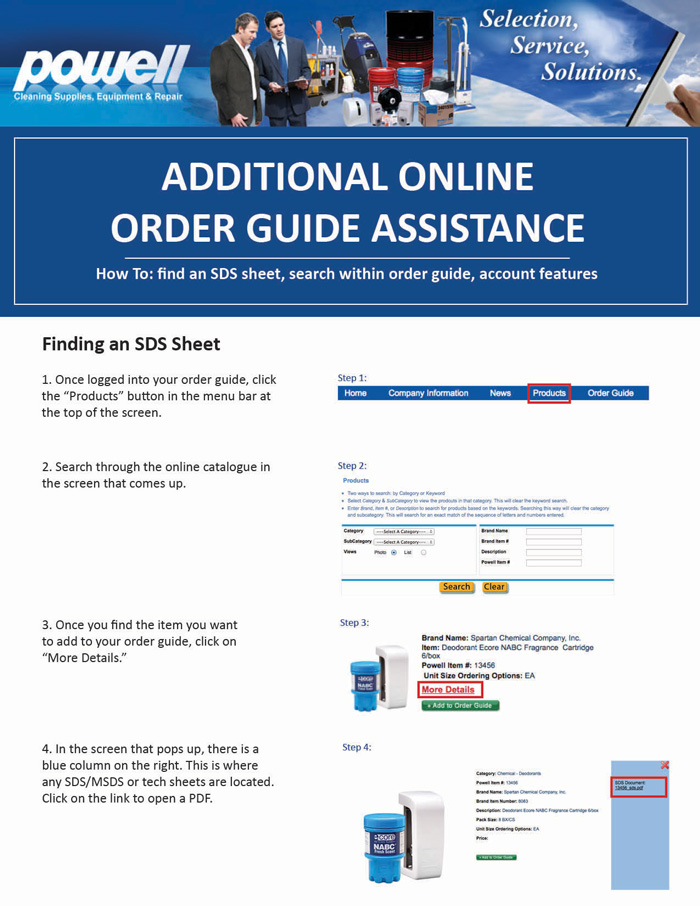 6-15 order guide additional assistance p1