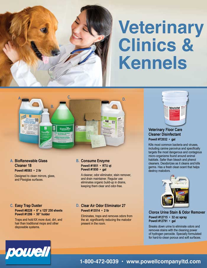 Veterinary Clinics & Kennels