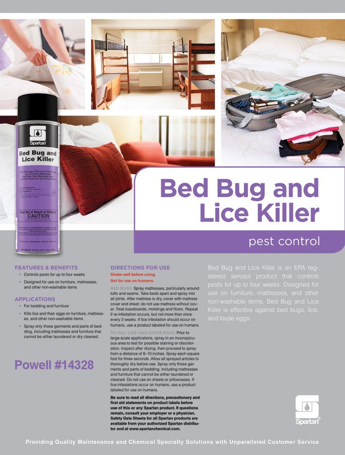 4-17 Bed Bug and Lice